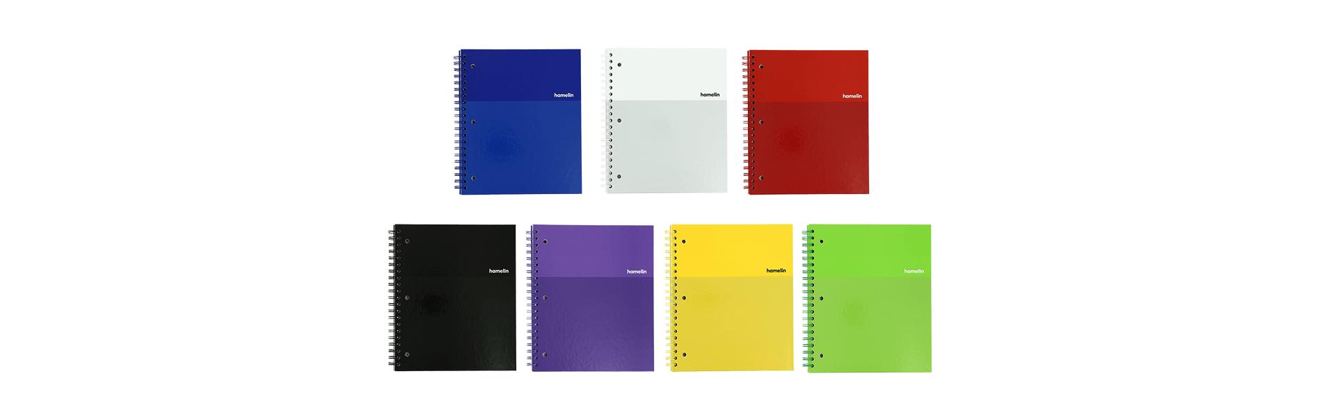 hamelin Notebooks Range